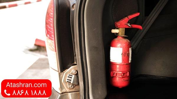 تجهیزات آتش نشانی و حفاظت فردی